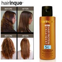 Hairinque 5% Brésilien Cheveux Kératine Lissage  Shampooing Réparation