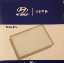 Hyundai Genuine ix35 Aircon filter (Assembled in Czech)