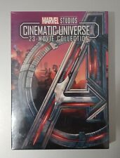Marvel Cinematic Universe 23 Film Movie Collection DVD