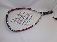 Ektelon Focus Longbody Graphite titanium PowerFan Racquetball 1200 power level