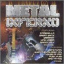 Metal Inferno   CD   Cinderella, Great White, Faster Pussycat, Saigon Kick, L...