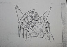 1986 Takara Transformers TV Magazine Internal Art Copy Rodimus Prime
