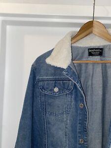 Boohoo Man Denim Jacket