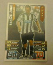 Match Attax 15/16 football card Siem De Jong #189