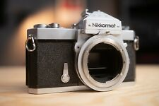 Nikon Nikkomat FTN 35mm SLR Film Camera