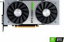 NVIDIA - GeForce RTX 2060 SUPER 8GB GDDR6 PCI Express Graphics Card - Black/S...