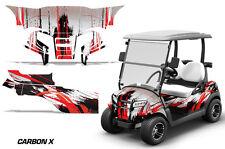 Golf Cart Graphics Kit Decal Sticker Wrap For Club Car Onward 2 Passenger CBNX R