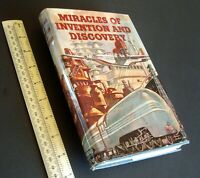 "1940s Vintage Home Front ""Miracles of Invention & Discovery"" Inside Knowledge"