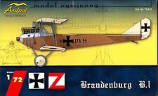 Ardpol Models 1/72 BRANDENBURG B.I Austrian WWI Scout