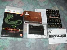 Wizardry Bandai Wonderswan COLOR WITH STICKERS Japan game SWANCRYSTAL RARE