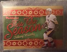2016-17 Parkhurst Sidney Crosby Tis The Season TS8