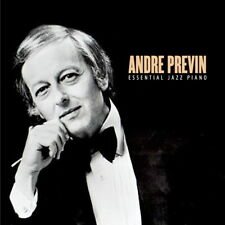 Andre Previn - Essential Jazz Piano (Remastered) 2CD Digipak New Sealed