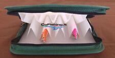PORTA TOTANARE SQUID BAG CF6656 COFISHING CON ZIP 10 EGI  MARSUPIO PESCA