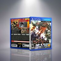 Soul Sacrifice - PlayStation Vita Cover and Case. NO GAME!!