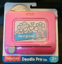 Fisher-Price DoodlePro, Clip-on Pink (AB2-4)