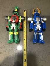 2/BANDAI 2006 POWER RANGERS OPERATION TURBO DRILL RANGER 9''-RARE!
