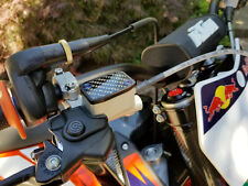 BREMBO CARBON TI CLUTCH BRAKE MASTER  COVER KTM HUSQVANA HUSABERG BETA SHERCO