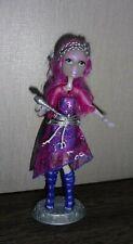 Monster High Dance La frayeur Away Ari hauntington doll Singing Popstar