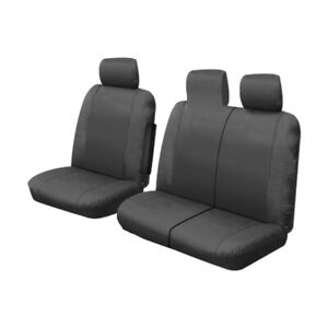 Canvas Front Seat Covers fits Renault Trafic X82 SWB/LWB 103kW/Premium 103/125kW