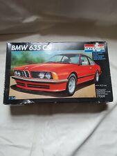 Monogram BMW 635 Csi 1/24 scale