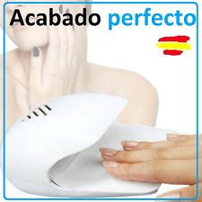 Secador de uñas manicura pedicura seca esmalte pintura fija gel manos pies uñas