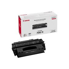 Original Canon CARTOUCHE D'Encre 708H Noir 0917B002 pour LBP-3300 Neuf D Vrac