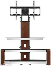 Tv Flat Console Stand Center Media Entertainment Storage Furniture Screen 41Inch