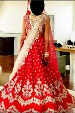 Indian Bridal Wedding Designer Lehenga (Dress)