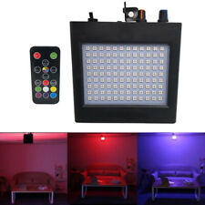 108 RGB LED Strobe Light Disco Bulbs Auto Sound Activated DJ Party Lights Remote