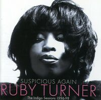 Ruby Turner - Turner, Ruby : Suspicious Again-The Indigo Sessions [New CD] Asia