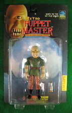 PUPPET MASTERS RETRO CYCLOPS ACTION FIGURE FULL MOON 1999 NEW SEALED #890