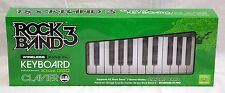 NEW Microsoft XBox 360 Rock Band 3 Wireless Keyboard Game Controller piano RB3