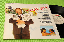 PHIL COLLINS LP BUSTER ORIG SOUNDTRACK OST COLONNA SONORA EX++