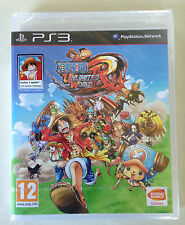 Jeu VF Ps3 One Piece Unlimited World Red Playstation 3