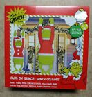 New THE GRINCH WHO STOLE CHRISTMAS HANG ON GRINCH 5FT SANTA DECOR 🎄