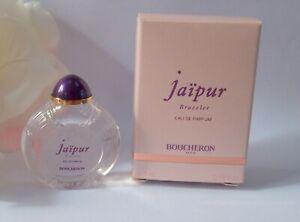 JAIPUR  Bracelet  by  BOUCHERON  woman  MINI / Miniature PERFUME 4.5ml edp  BOX
