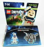 Ghostbusters Stay Puft Terror Dog Fun Pack - Lego Dimensions 71233 NEW
