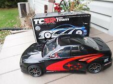 Factory Team Associated TC5R Carbon Fiber 4WD Belt Drive RC Traxxes Elec System