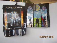 Supernatural Trio Sam Dean Castiel Super Soft Throw Blanket & New Tote Bag
