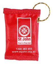 CPR Face Shield Keyring by St John
