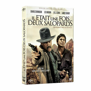 """DVD """" Il Upon A Fois Two Bastards """" Bronson - Marvin New Blister Pack"""