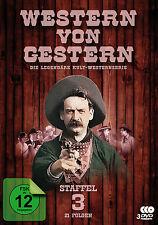 Western von Gestern - Staffel 3 (21 Folgen) 3 DVD Edition NEU + OVP!