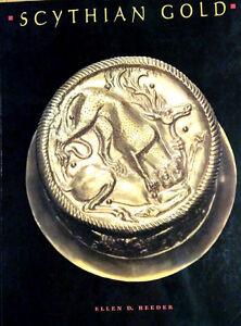 Ancient Nomad Steppe Warriors Gold Treasure Scythian Russian Ukraine Jewelry Art