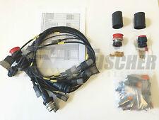 MoTeC C185 Dash Logger Universal Harness