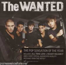 THE WANTED - The Wanted (UK 13 Track CD Album)