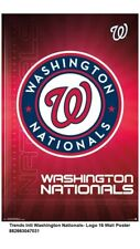 Trends Intl Washington Nationals- Logo 16 Wall Poster 882663047031