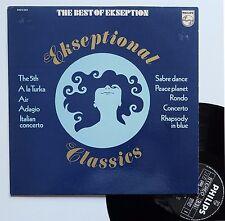 """Vinyle 33T Ekseption   """"Ekseptional classics - The best of Ekseption"""""""