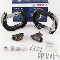 BOSCH 0204114586 KIT Super Pro Bremsbackensatz Radbremszylinder Ford Ka Fiesta