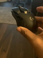 Logitech G900 Chaos Spectrum Wireless & Optical Mouse Missing One Side button.