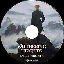 Wuthering Heights - Unabridged MP3 CD Audiobook in paper sleeve